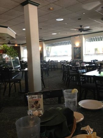 Nice Downtown Restaurant Review Of Zino S Ponca City