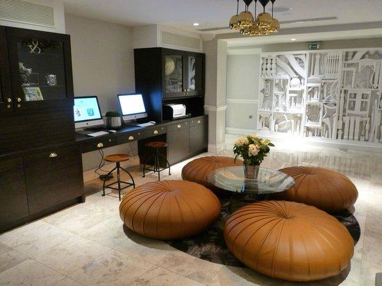 The Ampersand Hotel: Businessbereich