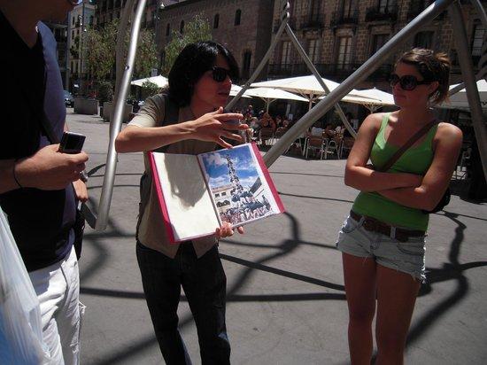 Travel Bound Barcelona Free Walking Tours: Roberto's tour