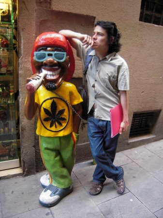 Tour Barcelona : Roberto's tour