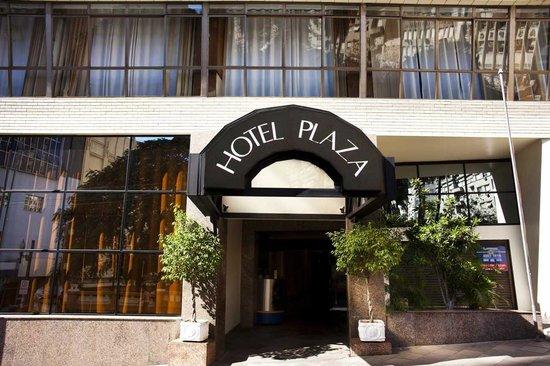 Plaza Porto Alegre Hotel : Fachada