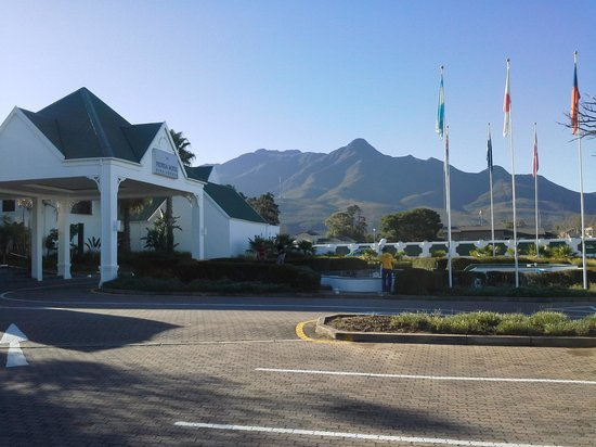 Protea Hotel by Marriott King George: view of the hotel