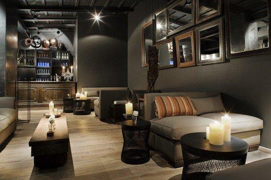 Hotel Pulitzer : Bar