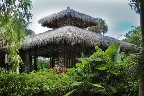 Mckee Botanical Garden Bamboo Pavilion