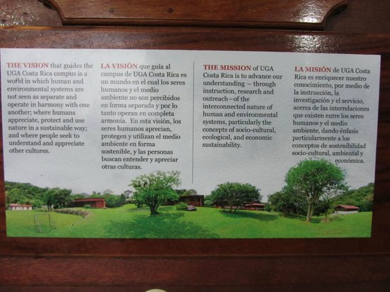 Ecolodge San Luis : UGA