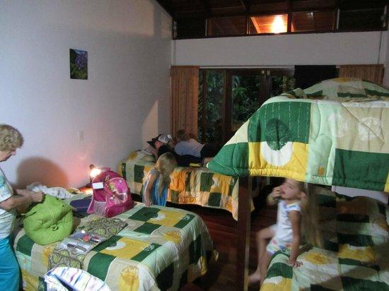 Ecolodge San Luis : Our cabana.