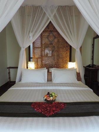 Desamuda Village: nosso quarto