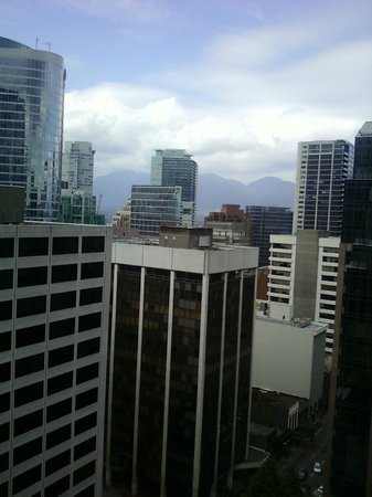 Four Seasons Hotel Vancouver: view