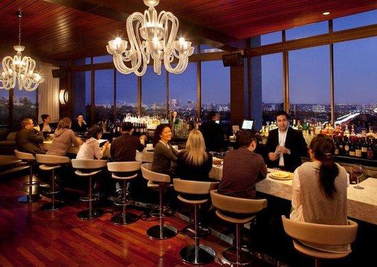 Hotel Angeleno: West Penthouse Lounge