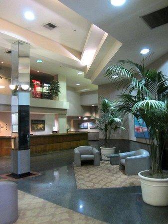 Kawada Hotel: Lobby