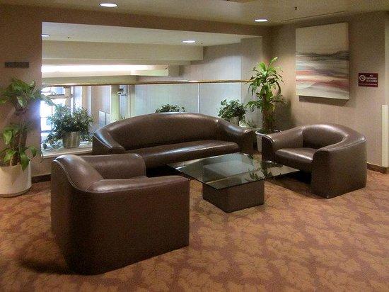Kawada Hotel: Mezzanine