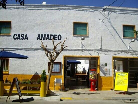 Casa Amadeo