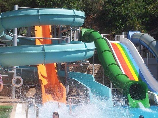 Mersoy Exclusive Aqua Resort: Aquapark - Block C