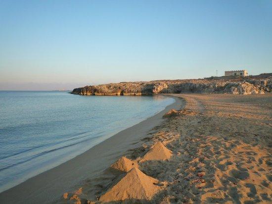 Casacavarra B&B: spiaggia
