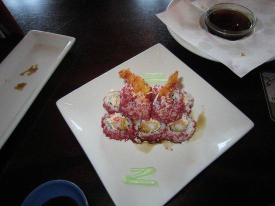 Crunchy Shrimp Tempura...