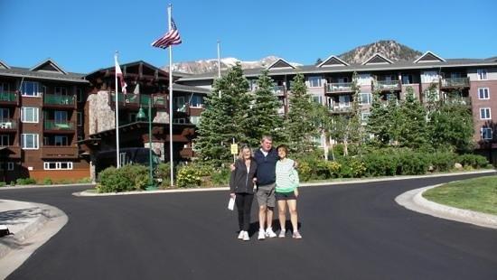 Mammoth Lakes Welcome Center: Añade un título