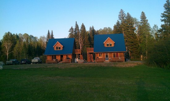 Bathurst, Canada: Governor's Lodge - Cabins