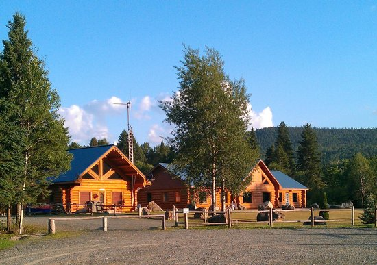 Governors Wilderness Resort : Governor's Lodge