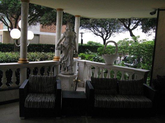 Luxor & Cairo Wellness Hotel: тут можно посидеть