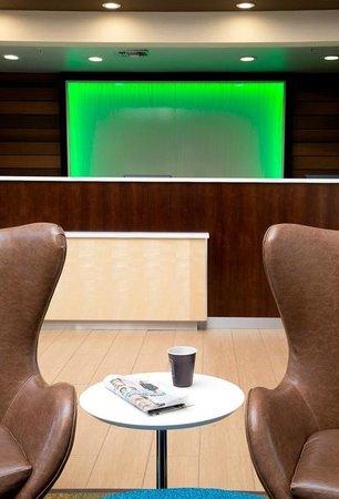 Fairfield Inn by Marriott Anaheim Hills Orange County: Front Desk