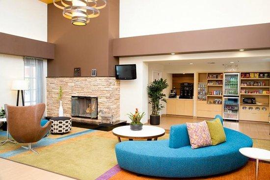 Fairfield Inn by Marriott Anaheim Hills Orange County: Lobby