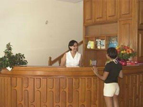 Park Hotel Capo Vaticano: Reception