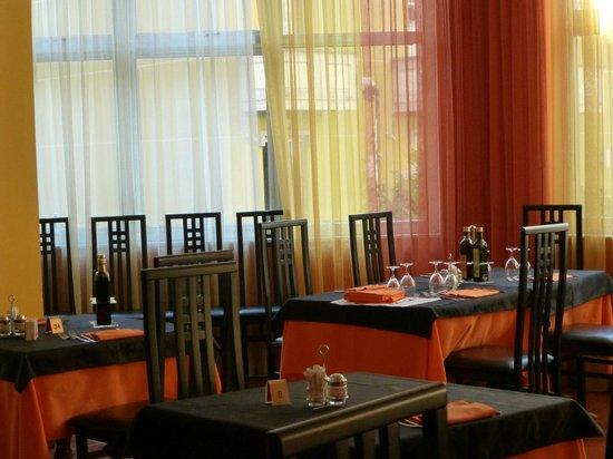 Hotel Roma: das Restaurant