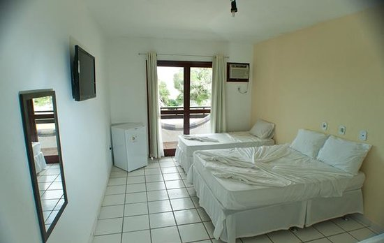 Pousada Porto Feliz: Apartamento Casal