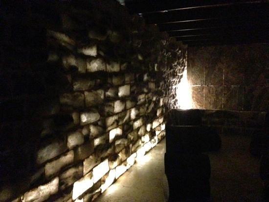 Hotel Stary : salt cave