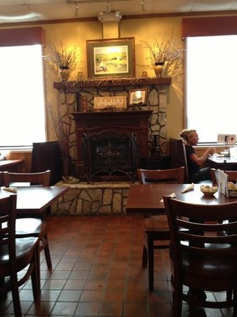 The Copper Pot Restaurant: Add a caption