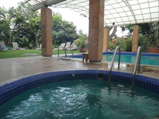 Hotel Spa Posada Tlaltenango : Spa