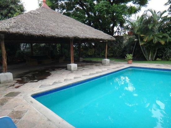 Hotel Spa Posada Tlaltenango : Alberca