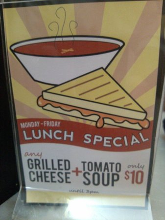 Cheesetique: Lunch Special