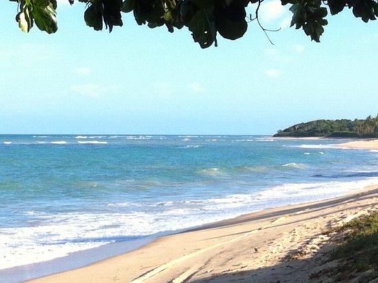 Pousada Samambaia: Praia