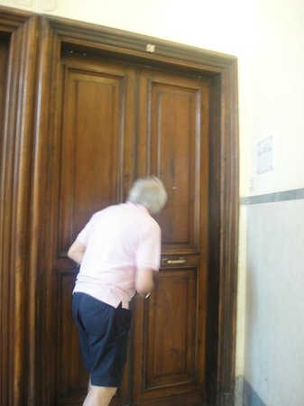 Rome Kings Relais and Suite: Entrando al 3er piso