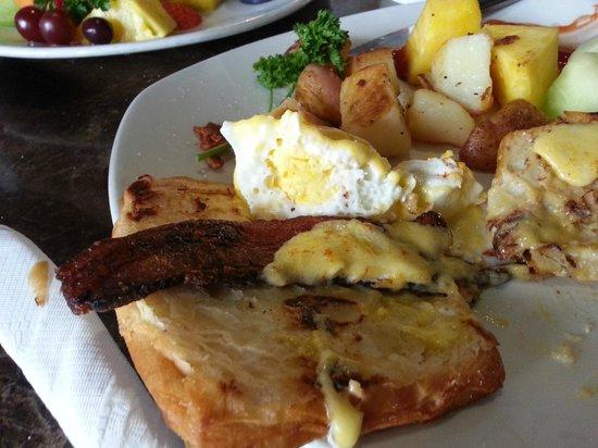 Pacific Whey Baking Co: Breakfast