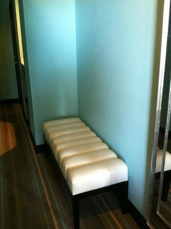 The Nines, a Luxury Collection Hotel, Portland: Hallyway