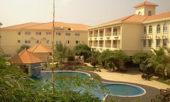 Hotel Ritz Victoria Garden