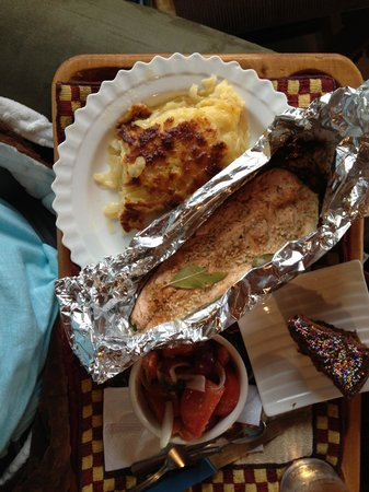 CheTica Ranch : BEST fish ever!