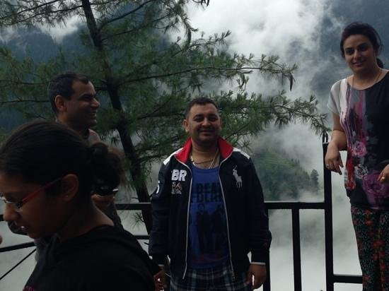 Aamod Tethys @ Narkanda: weather in June