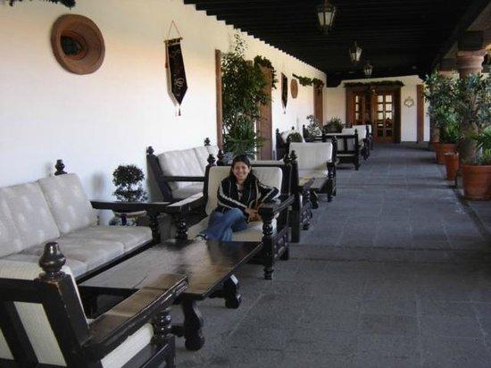 Finca Sala Vive by Freixenet Mexico: Area Externa.. linda