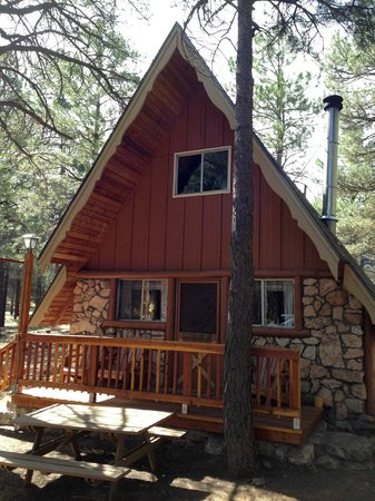 Arizona Mountain Inn & Cabins: Cabin 13