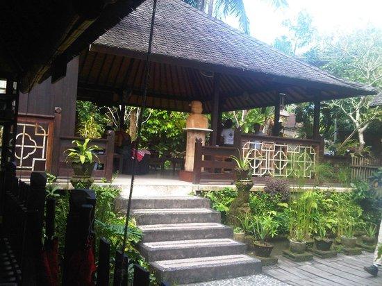Sarudri Restaurant: Ubud Sari Health Resort