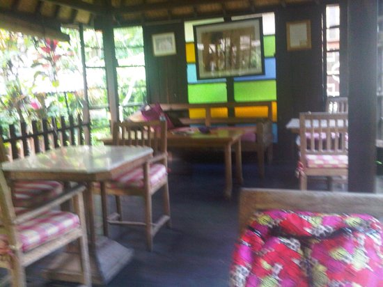 Sarudri Restaurant: Ubud Sari Health Resort