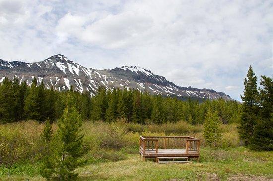 Summit Mountain Lodge: View from Running Rabbit