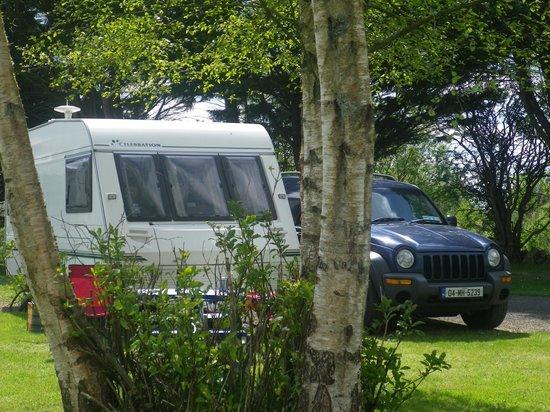 Carrowkeel Camping & Caravan Park : Our Caravan