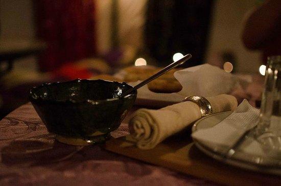 Ali & Sara's Desert Palace: Dining