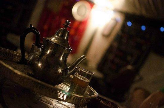 Ali & Sara's Desert Palace: Inside