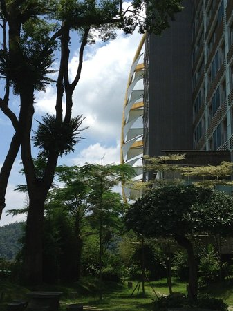 The Wen Wan Resort Sun Moon Lake: Garden