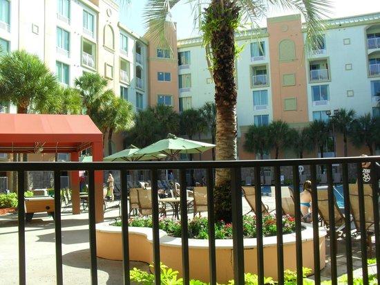 foto da rea de lazer picture of holiday inn resort orlando lake rh tripadvisor com